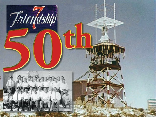 Friendship 7 50th